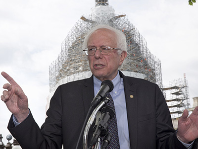 Sanders on 2016: 'We're in this race to win'