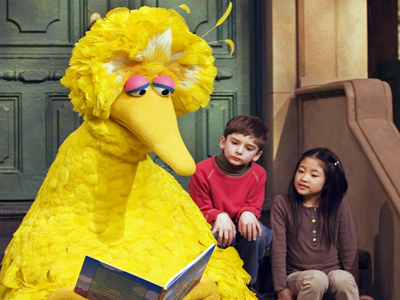 New documentary shows the man behind Big Bird