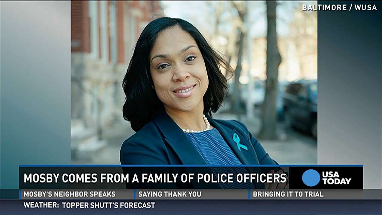 Meet Marilyn Mosby, prosecutor in Freddie Gray case