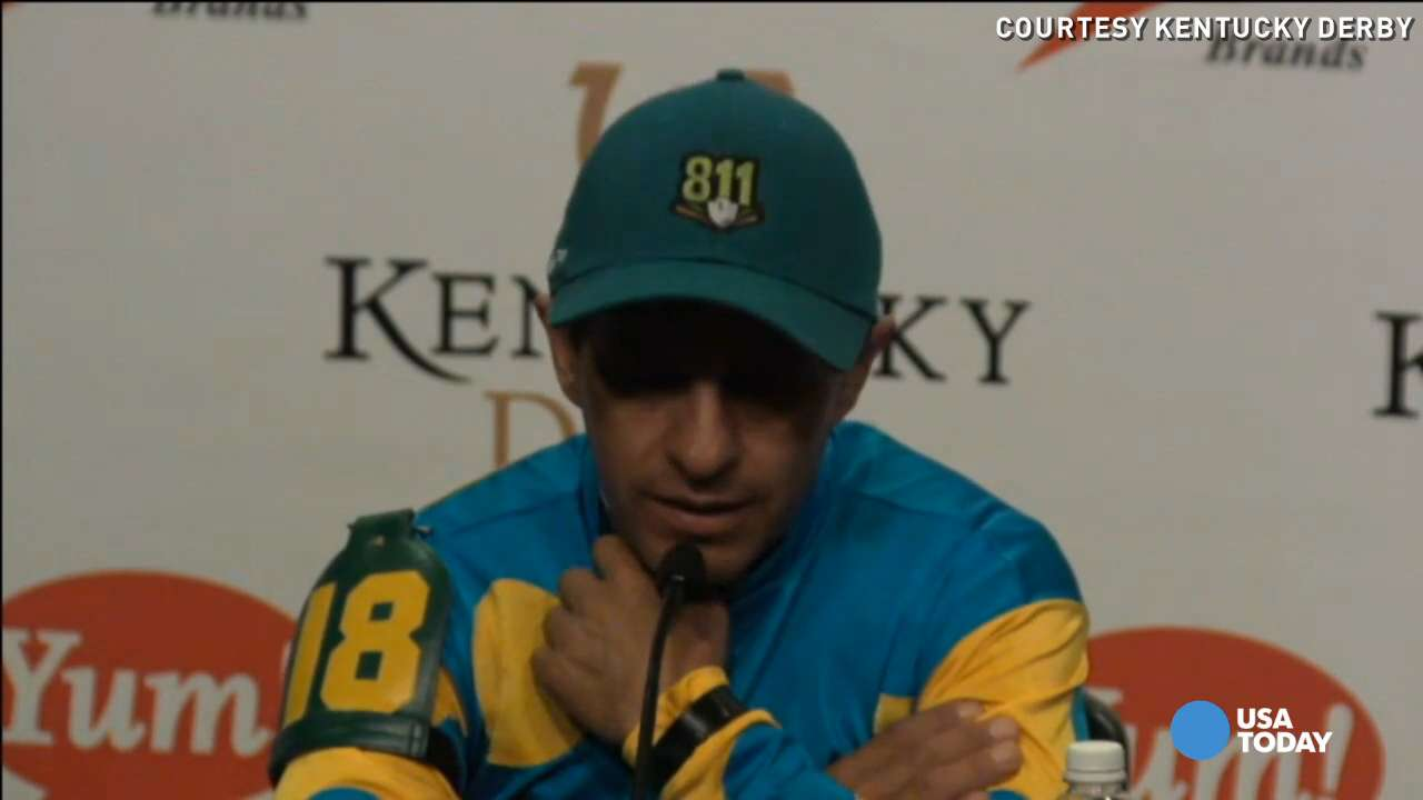 American Pharoah team: 'Confidence' key to Derby win