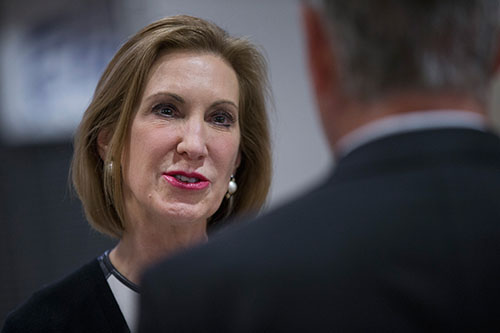Carly Fiorina's 2016 presidential run: Why it matters