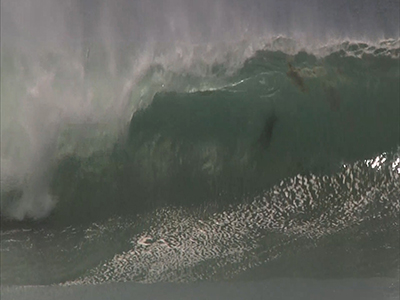 Storm pounds Calif. coast with huge waves