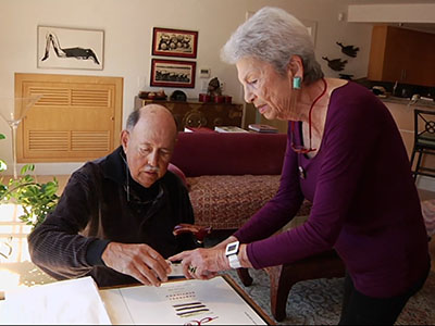 Sensors let adult children monitor aging parents