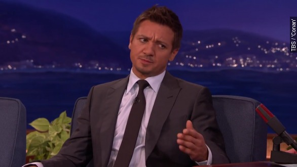 Jeremy Renner 'unapologetic' about calling Black Widow a 'slut'