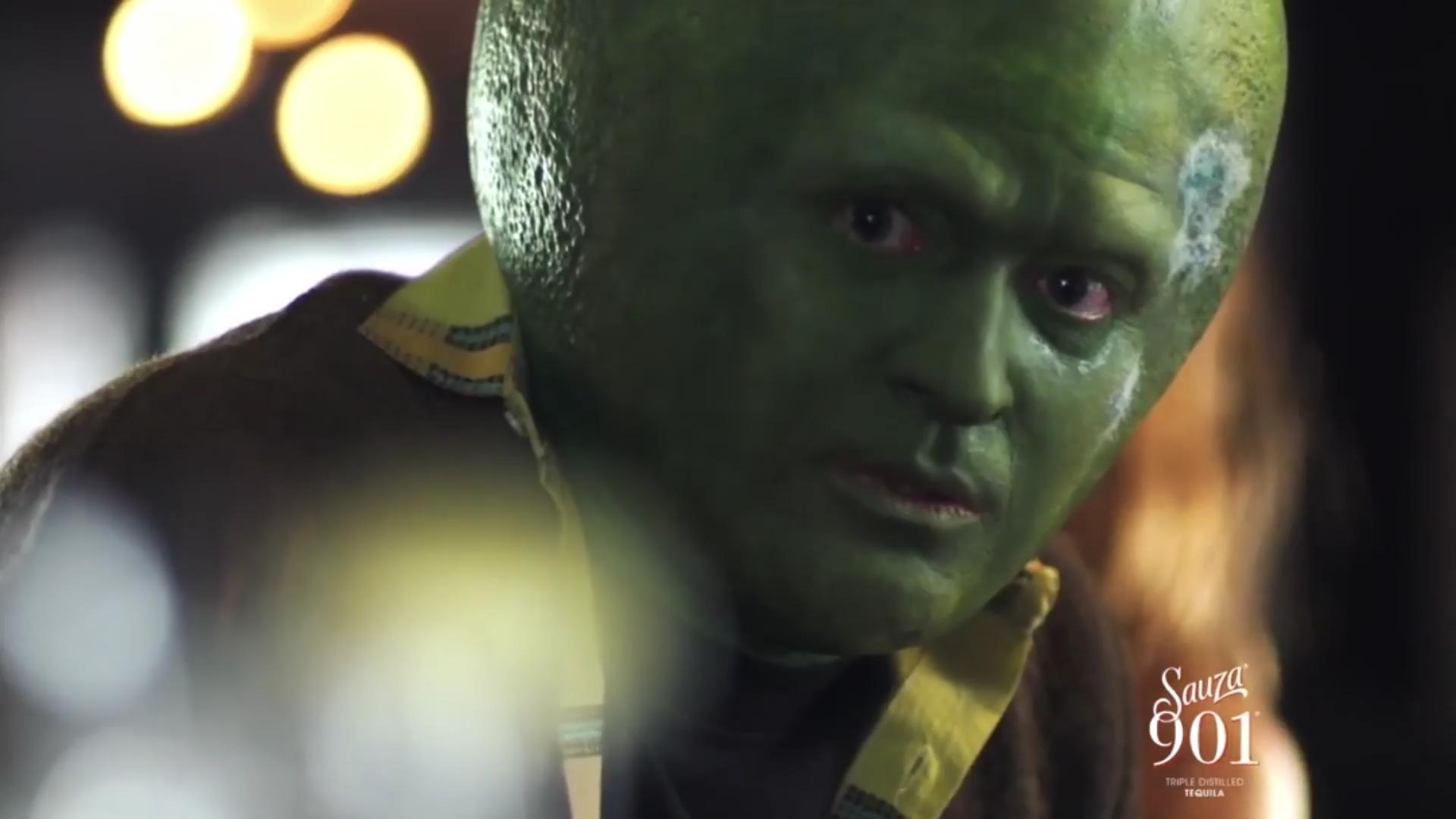 Justin Timberlake kills it as a giant lime in new tequila ad