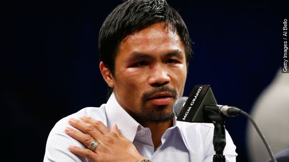 Pacquiao could face legal trouble over shoulder injury