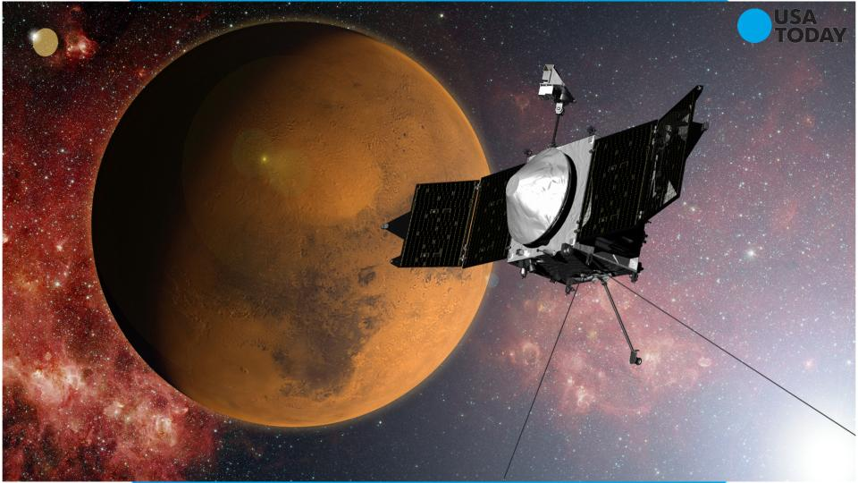 NASA announces 'Journey to Mars' competition