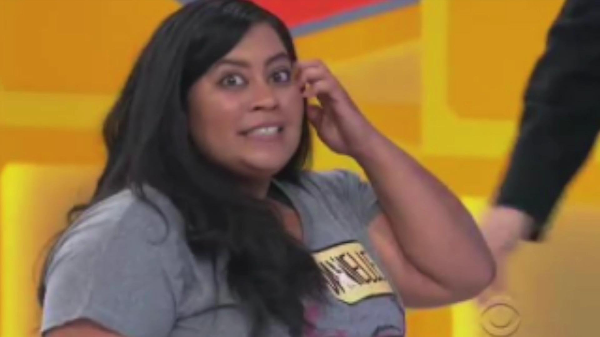 The wheelchair-bound woman who won a treadmill on ThePrice is Right says she's going to keep her prize. Keri Lumm has the story.