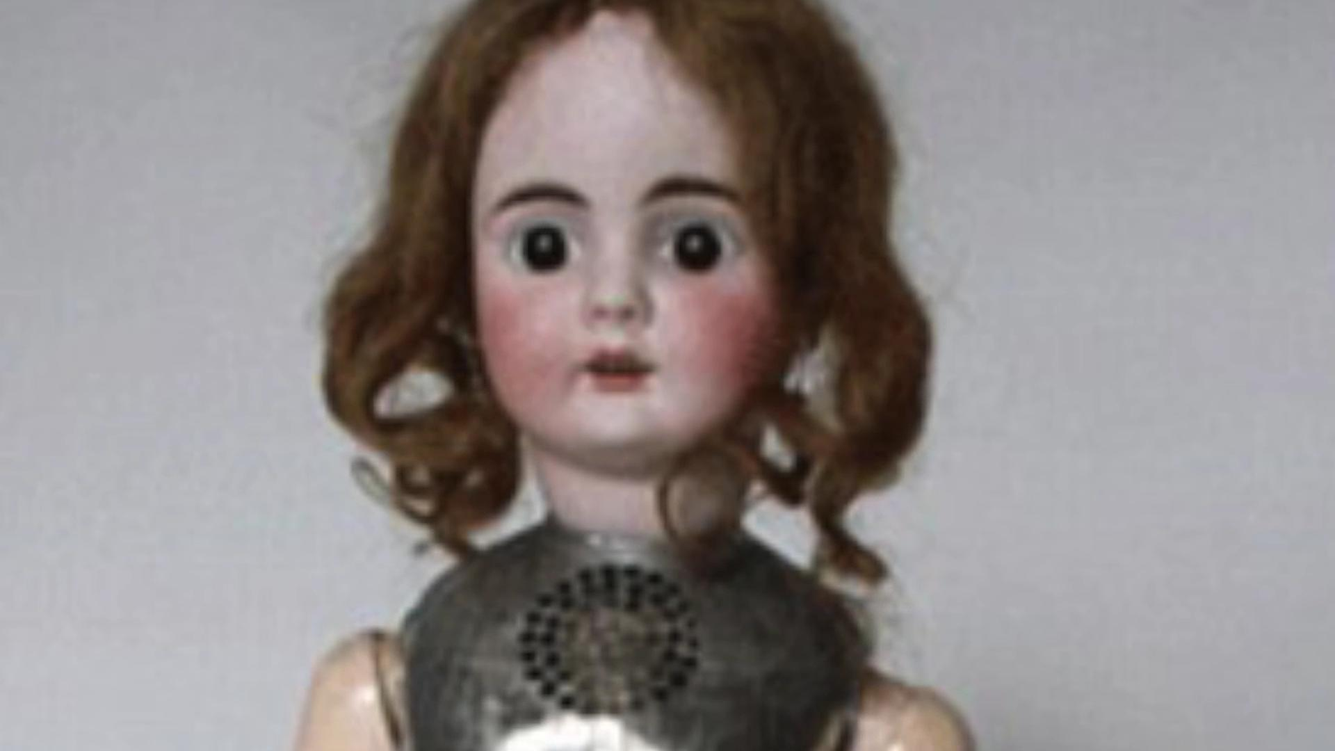 Hear Thomas Edison's talking doll that scared kids in 1890