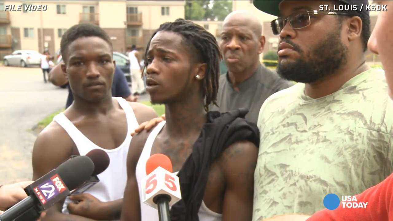 Dorian Jonhson, Michael Brown's friend, arrested