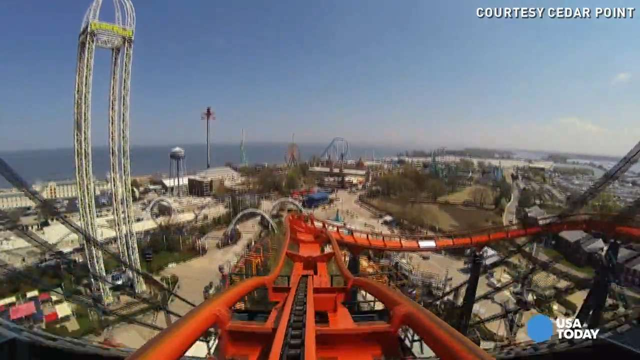 Cedar Point's new coaster will make you HOWL!