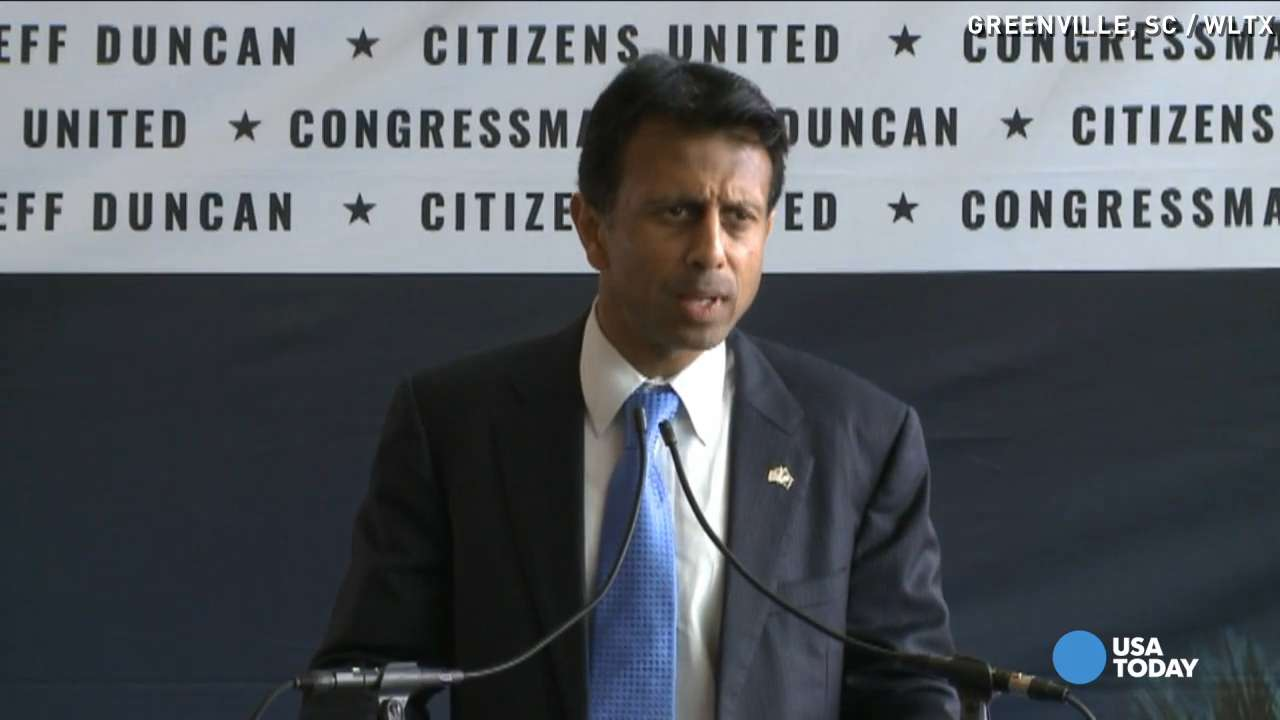 Gov. Jindal: We need to reduce the size of government