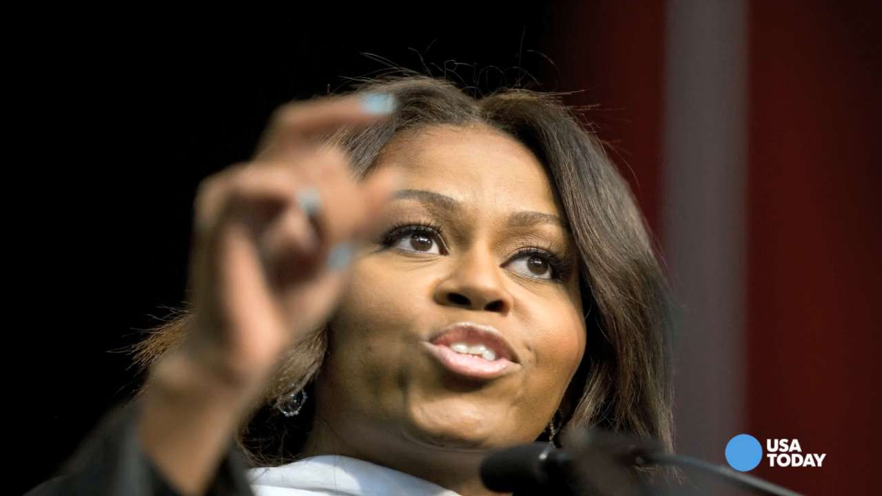 Michelle Obama on race: Was I too loud or too angry?