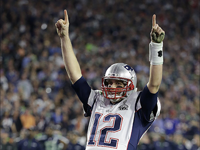 NFL Suspends Tom Brady 4 Games