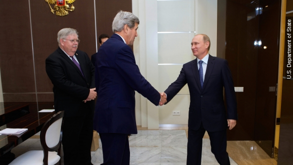 Where Kerry, Putin can find common ground