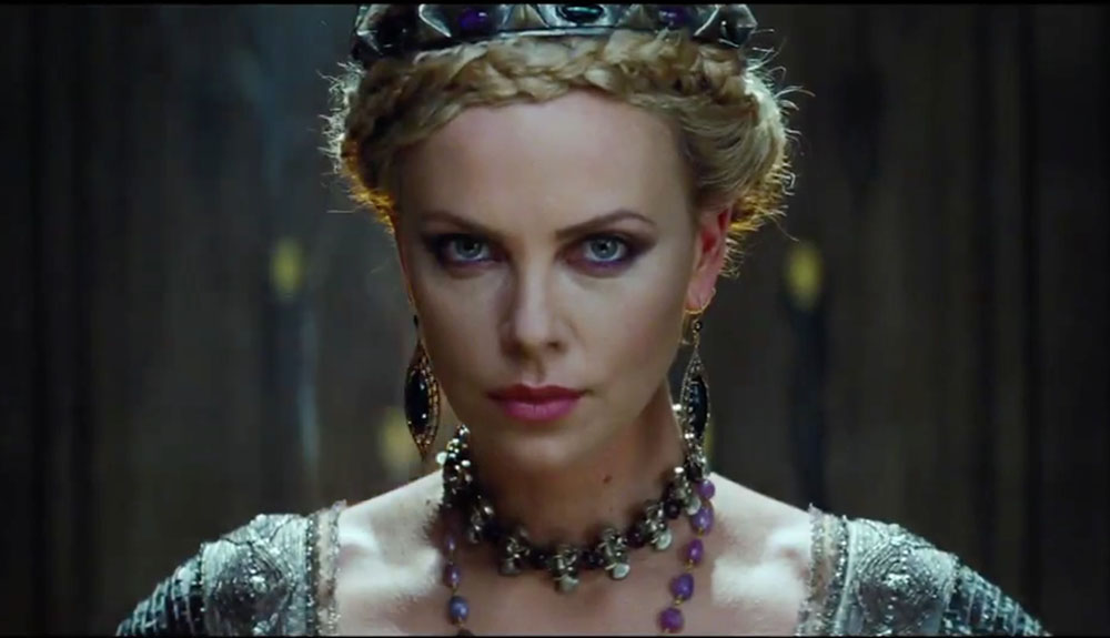 Charlize Theron's disappearing acts