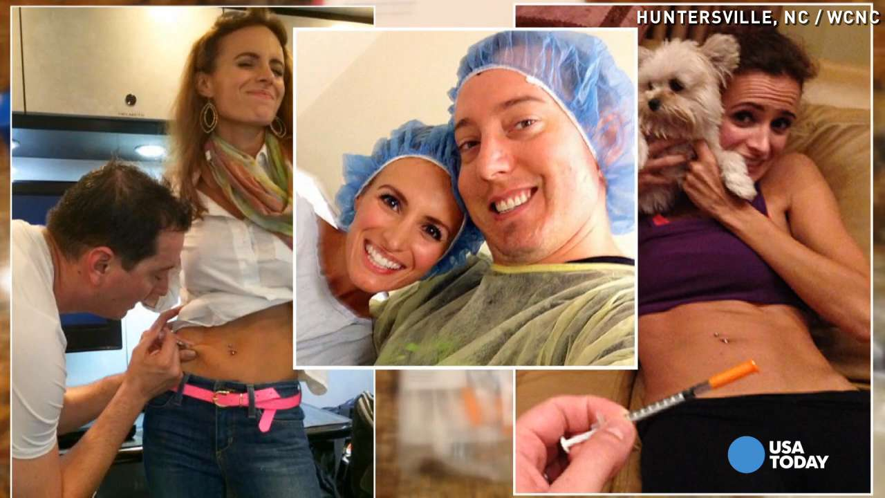 Kyle Busch, wife share struggle with infertility