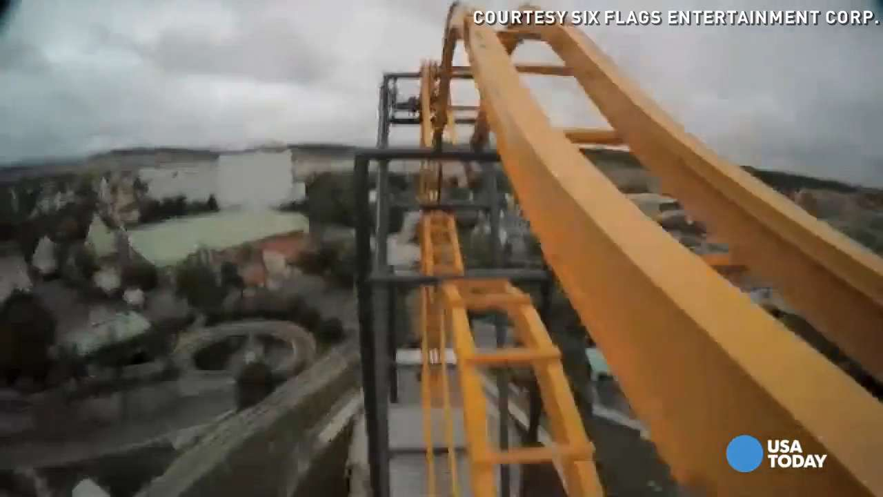 Coaster so dizzying even this video may make you sick #976934