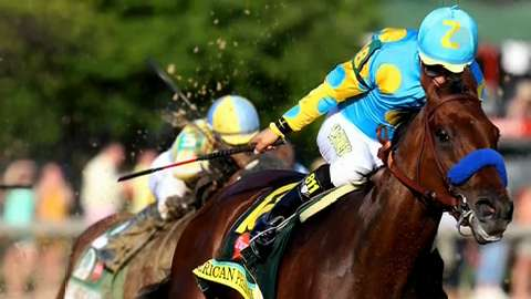 American Pharoah's run for the Triple Crown