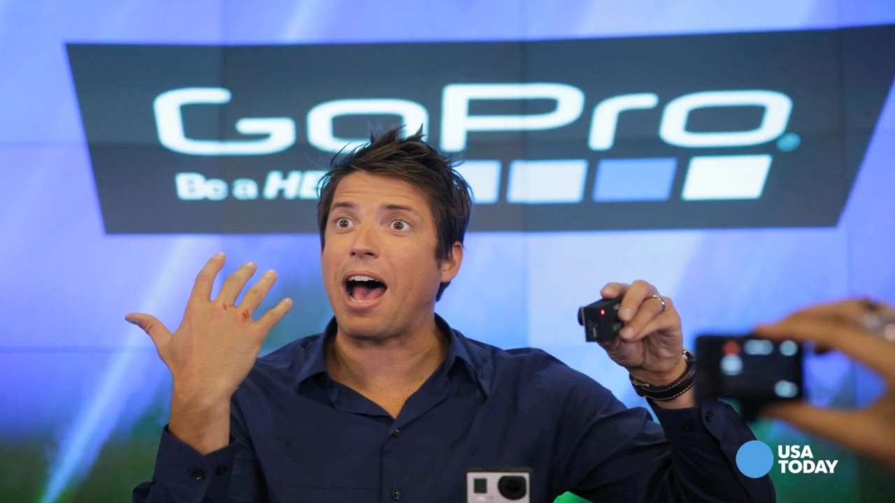 GoPro CEO loses $229M to keep a promise