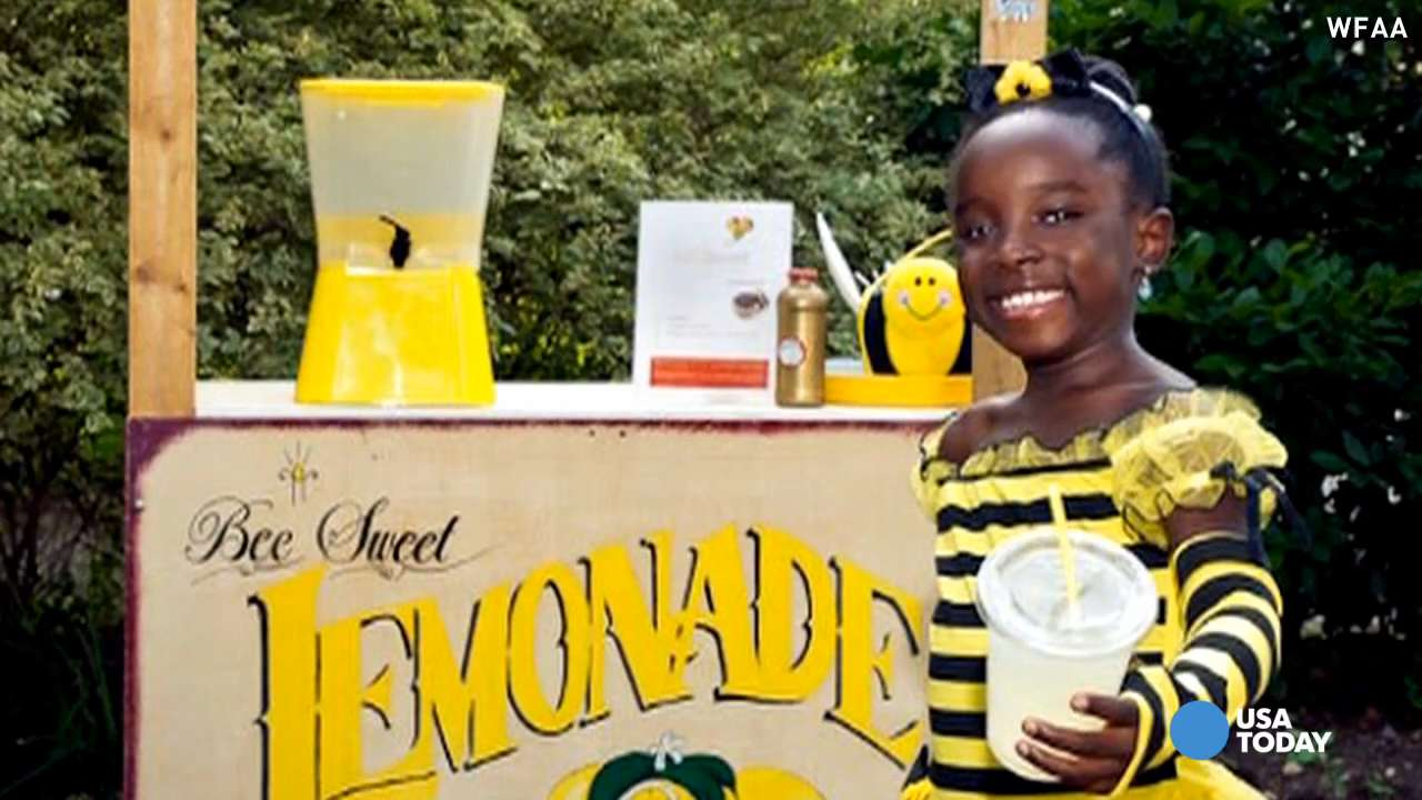 10-yr-old entrepreneur shares sweet success story