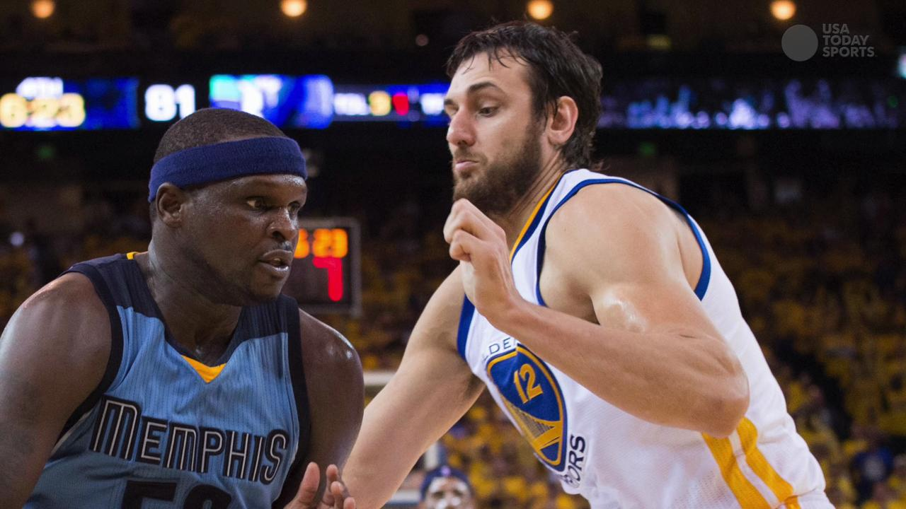 Warriors take control of series vs. Grizzlies