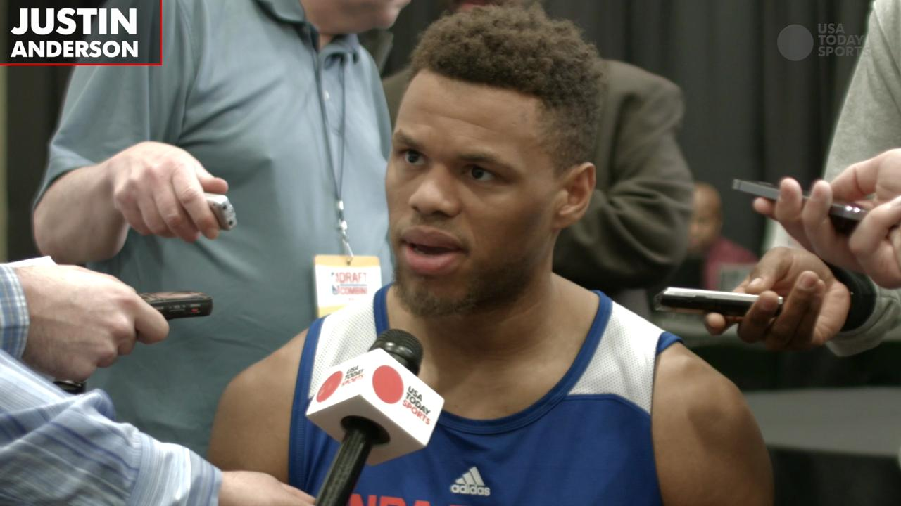 NBA combine: Prospects who think they can beat Steph Curry