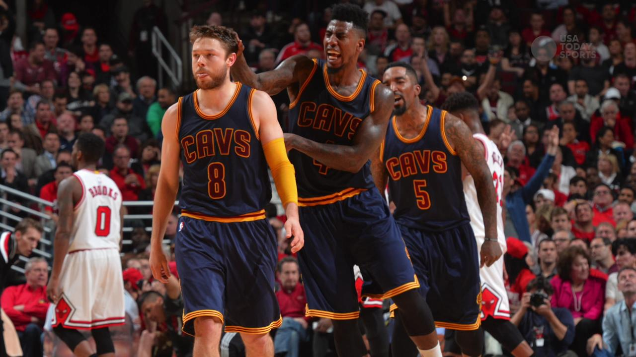 How Cavs dominated Bulls in Game 6 to close out series