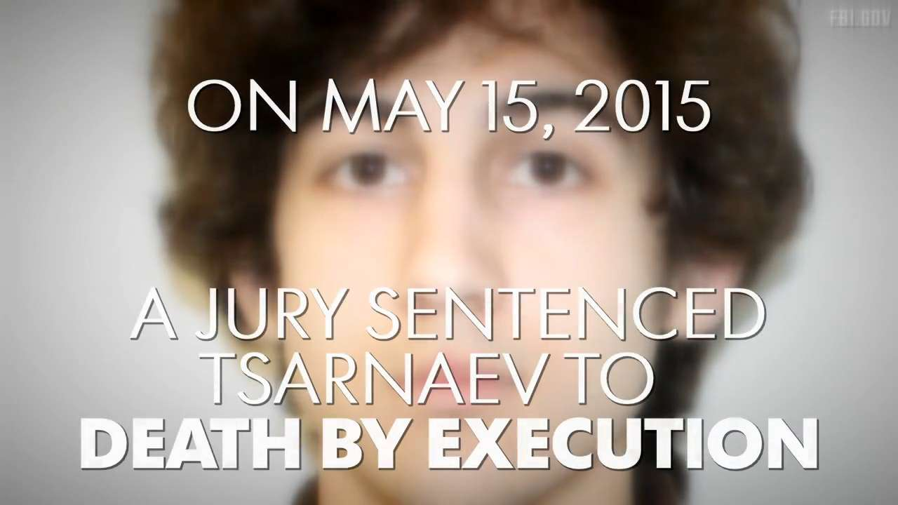 Boston bombing: From finish line to final sentence in 45 seconds