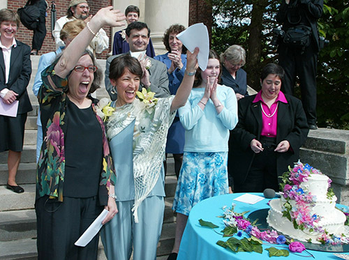 Massachusetts gay marriage plaintiffs: A look back