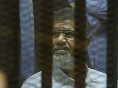 Morsi Sentenced to Death in Egypt