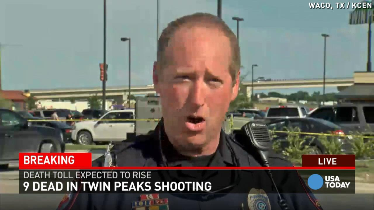 Police: 'Worst' gunfight in the history of Waco, Texas