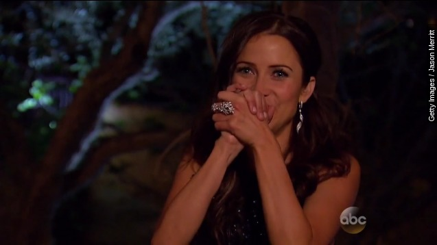 Find out who was crowned the newest 'Bachelorette'