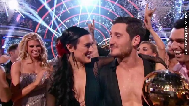 Rumer has It! Rumer Willis wins 'Dancing with the stars'