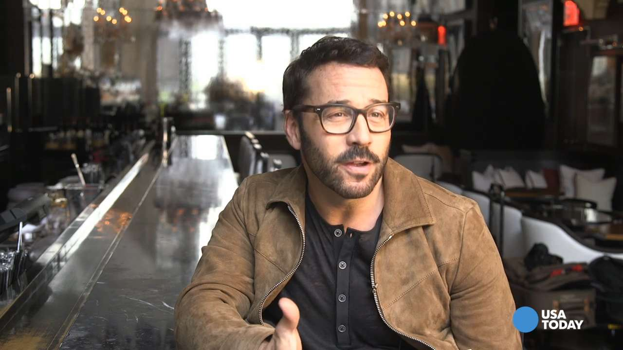 Jeremy Piven: Doing the splits on Letterman was pathetic