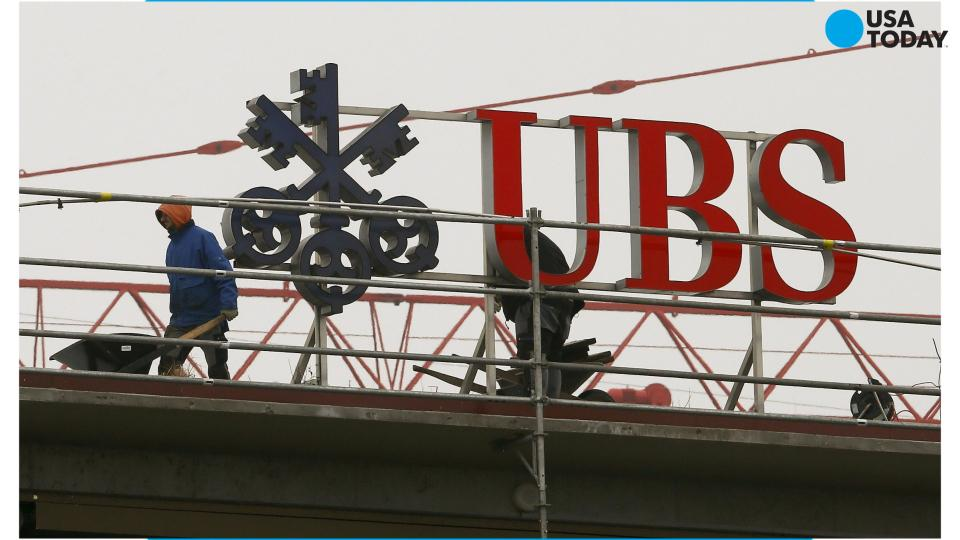 UBS agrees to pay $545M fine