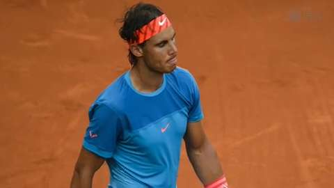 Rafael Nadal's slow start on clay ahead of French Open