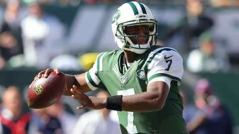 Jets name Geno Smith starting QB