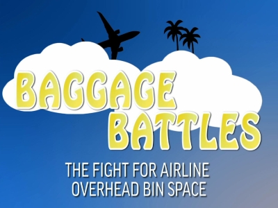 Baggage Battle: Fight for Overhead Bin Space