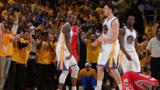 Too little too late for Rockets vs. Warriors