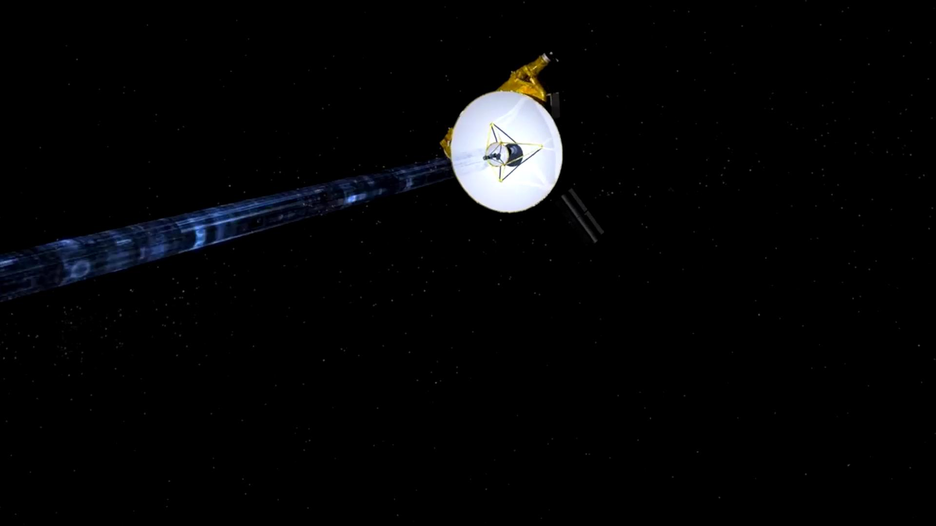 NASA may add messages from Earth to probe