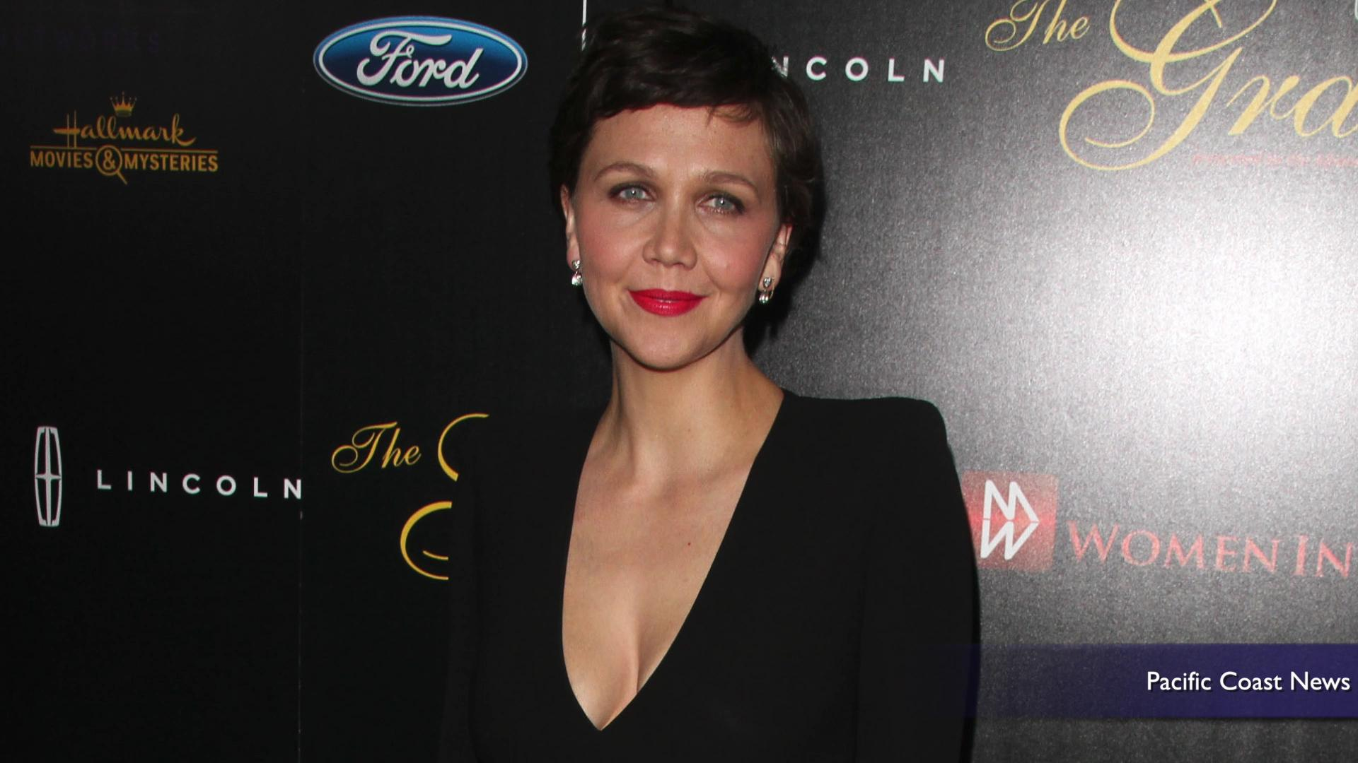 37-year-old Maggie Gyllenhaal 'too old' to play 55-year-old's love interest