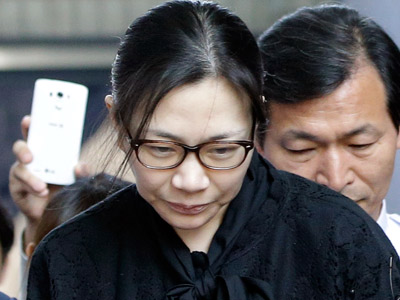 Raw: Court Frees Korean Air 'Nut Rage' Executive
