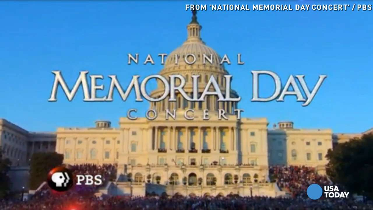 Critic's Corner: 'National Memorial Day Concert' on PBS