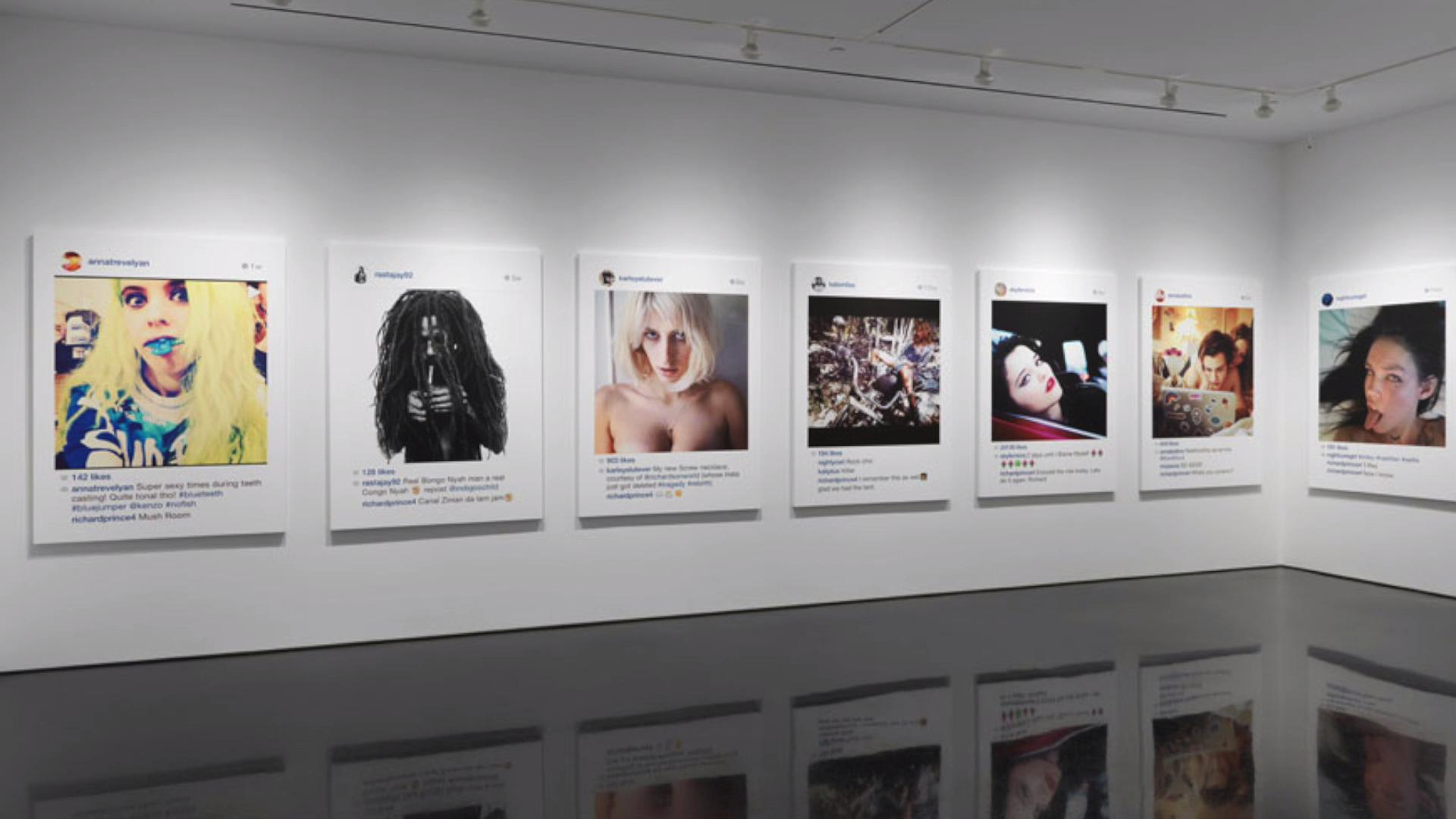 'Artist' sells other people's Instagram photos for $90,000