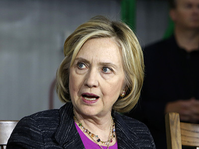 Clinton: 'Glad Emails Are Starting to Come Out'