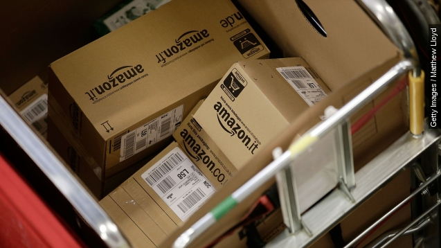 Amazon announces restaurant delivery