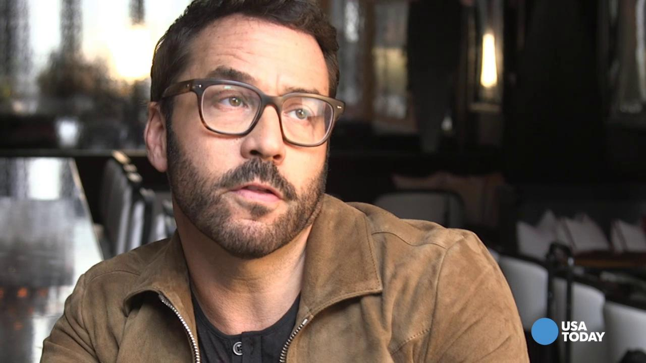 Jeremy Piven: I'm not an 'abrasive (expletive)'