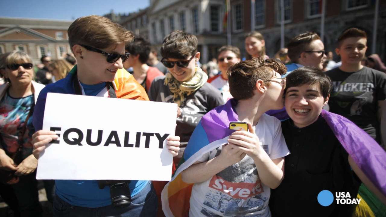 Ireland legalizes gay marriage in historic vote