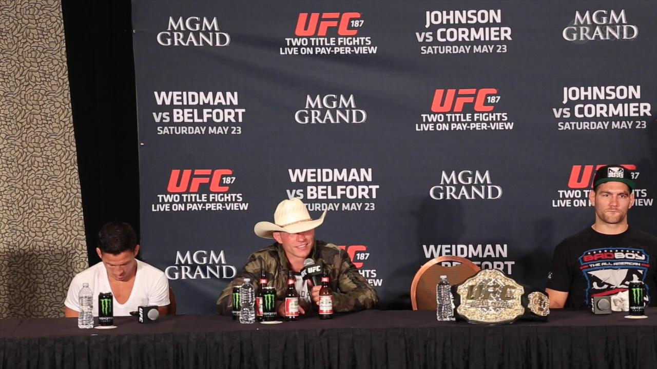 Donald Cerrone going to wait for Rafael dos Anjos in Denver